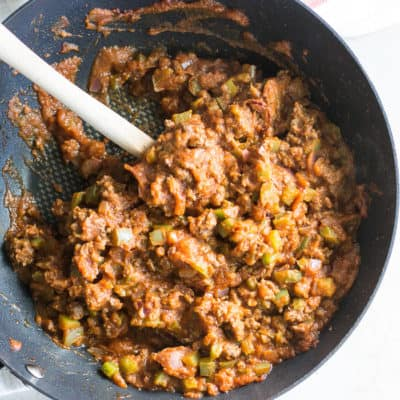 kid-friendly sloppy joes - mjandhungryman