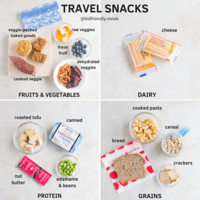 health travel snacks for toddlers - mjandhungryman