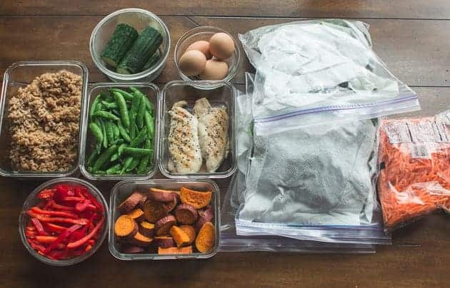 how to safely store leftovers